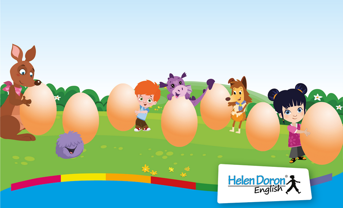 Inglês para crianças nas férias da Páscoa em Portimão