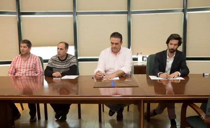 Lagoa assina protocolos de intercâmbio desportivo