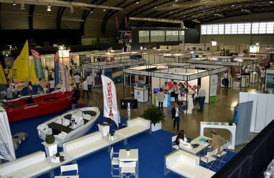 Ministra do Mar visita a Mar Algarve Expo no Portimão Arena