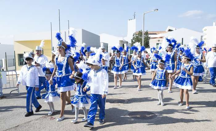 Mexilhoeira da Carregação vencedora do Carnaval em Lagoa