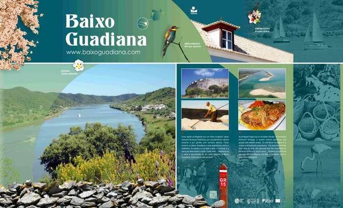 O Baixo Guadiana promove o destino na BTL 2017