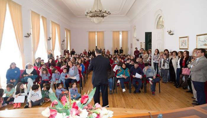 """Faro entregou os prémios """"Decoração de Árvores de Natal"""""""