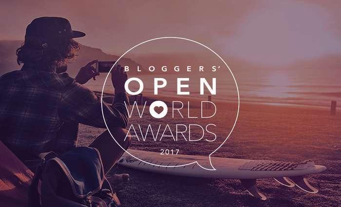 A momondo anuncia os Blogger's Open World Awards