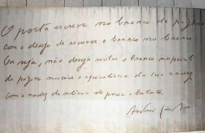"""Primavera Literária"" homenageia o poeta António Ramos Rosa"