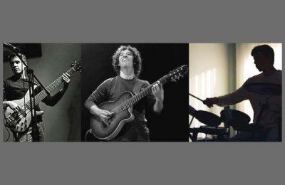 New generation trio no Cantaloupe Café