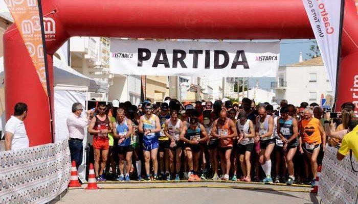 Centenas de Atletas no Challenge Algarve em Altura