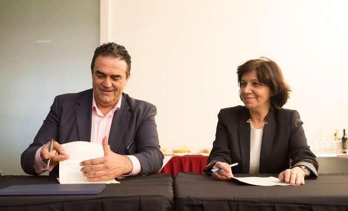 Lagoa assinou o novo Contrato Local de Segurança