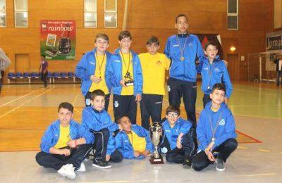 Infantis de Futsal do Inter-Vivos brilharam na Madeira
