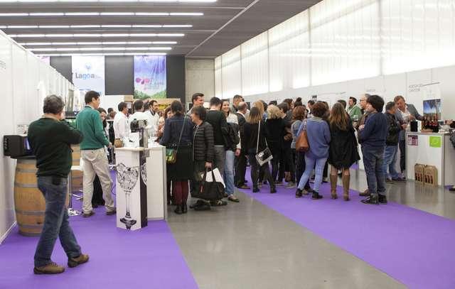 Lagoa Wine Show 2017 no Centro de Congressos do Arade