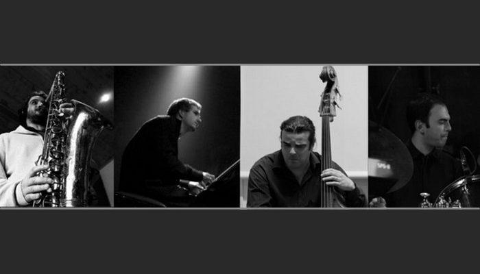 New Dream Quartet no Cantaloupe Café em Olhão