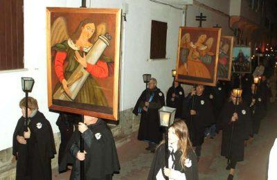 Procissão dos Painéis da Santa Casa da Misericórdia de Albufeira