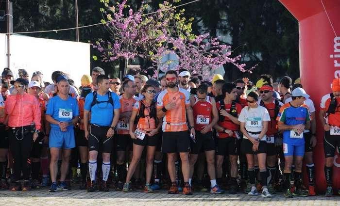 III Trail do Baixo Guadiana reuniu mais de 200 Atletas