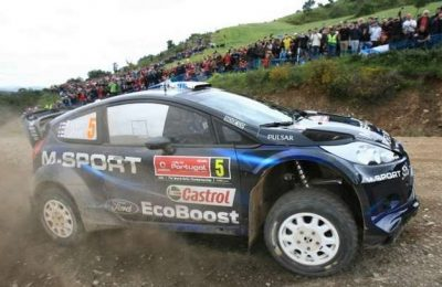 Vodafone Rally de Portugal na estrada de 18 a 21 de Maio