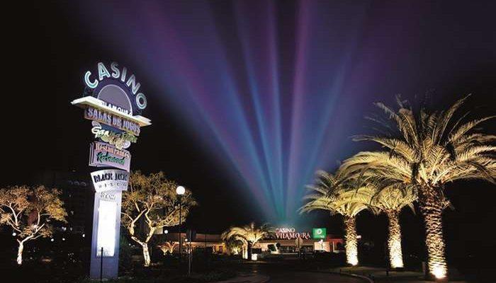 Torneio do World Poker Tour no Casino Vilamoura