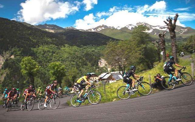 CICLISMO: Critérium du Dauphiné Liberé no Eurosport