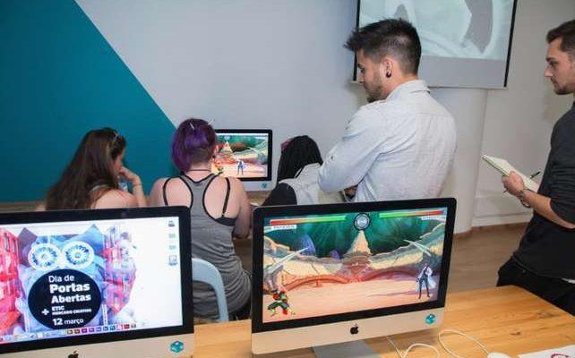 ETIC GAME JAM 2017 na ETIC_Algarve em Faro