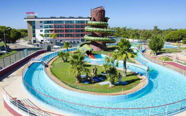Aquashow Park lidera lista dos Hotéis em Parque Aquático