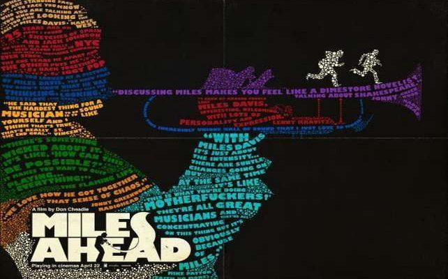 Miles Ahead no IPDJ / Cineclube de Faro