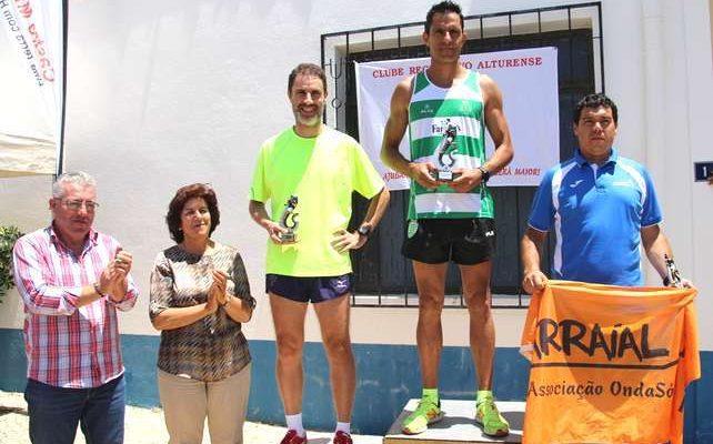Roberto Reigado venceu o Grande Prémio Adílio Gomes