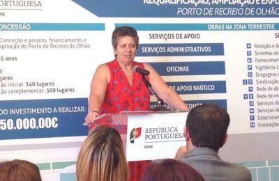 Porto de recreio de Olhão vai ser requalificado e modernizado