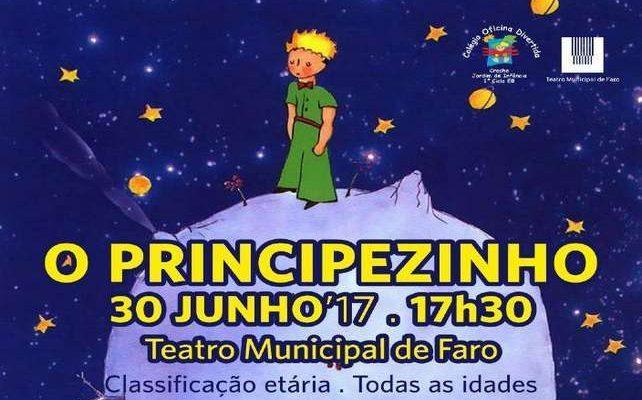 O PRINCIPEZINHO no Teatro das Figuras em Faro