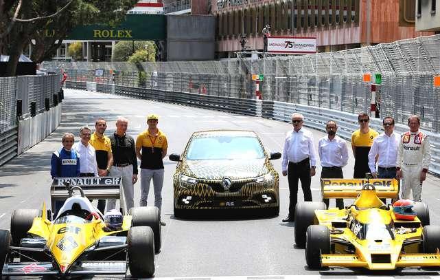 Novo Renault MEGANE R.S. está anuniado para 2018
