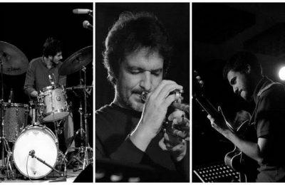 Trio Sousa|Branco|Marques no Cantaloupe Café
