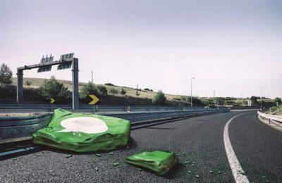 Acidentes rodoviários a primeira causa de lesão na coluna