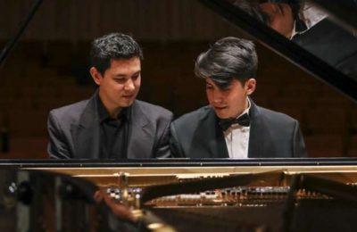 México a dois Pianos no Pine Cliffs Resort em Albufeira