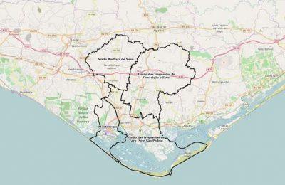 Faro lança plataforma de mapas interativos do concelho