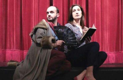 """Teatro """"Um Espetáculo (Bela e Abel)"""" em Vila do Bispo"""