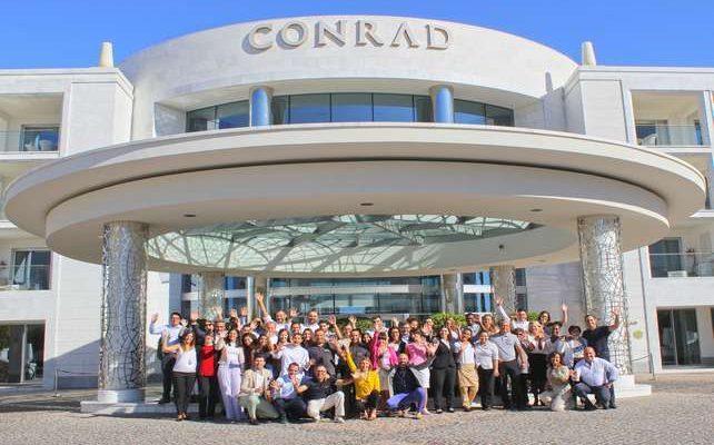O Conrad Algarve celebra o 5º aniversário