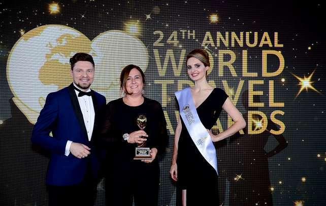 Hotéis da Amazing Evolution premiados nos World Travel Awards