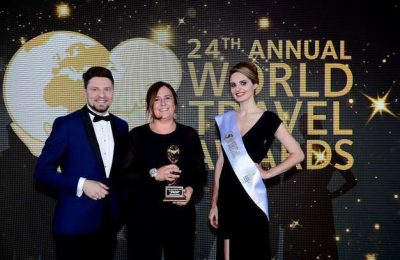 Hotéis da Amazing Evolution premiados nos World Travel Awards