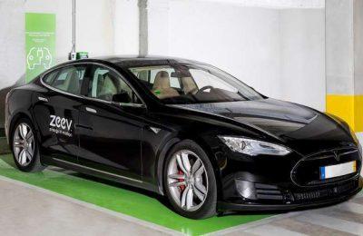 Grupo NAU hotels oferece carregamentos de veículos elétricos