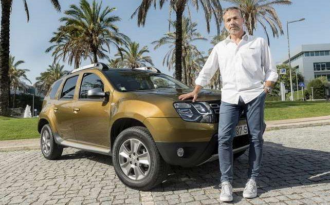 Carlos Sousa volta ao Dakar ao volante de um Dacia V8
