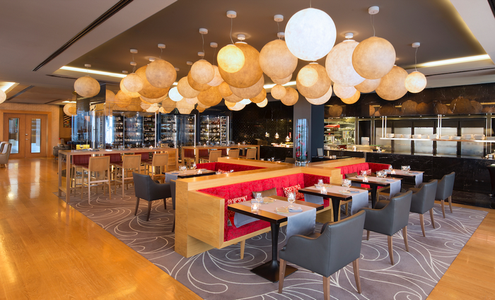 Estrela Michelin para o Gusto by Heinz Beck do Conrad Algarve