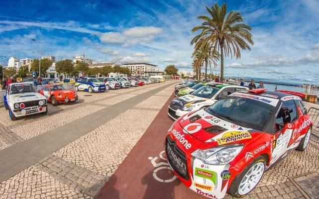 Rallye Casinos do Algarve decide campeões nacionais e europeus