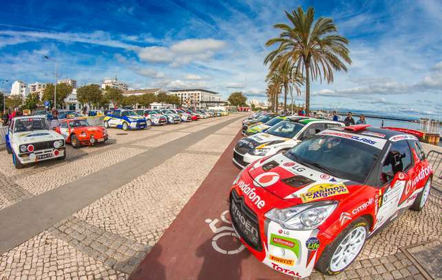 Rallye Casinos do Algarve decide campeões nacionais e europeus