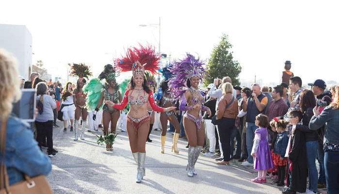 Carnaval animou as ruas e bailes em Ferragudo e Carvoeiro