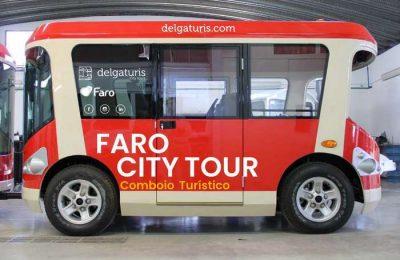 Faro tem novo Comboio Turístico a partir de Abril