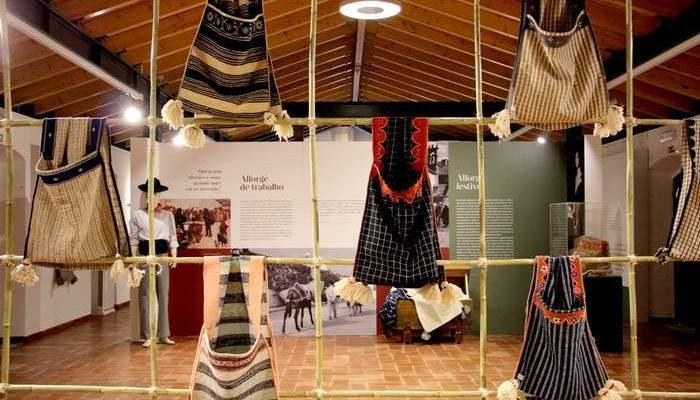Exposição - Alforge e o Ciclo da Lã - na Casa do Sal