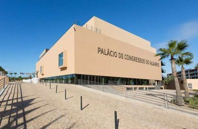 Palácio de Congressos do Algarve nos Publituris Awards