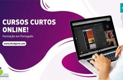 ETIC_Algarve anuncia cursos online a partir de Maio