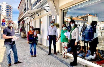 São Brás de Alportel apoia a retoma do Comercio Local