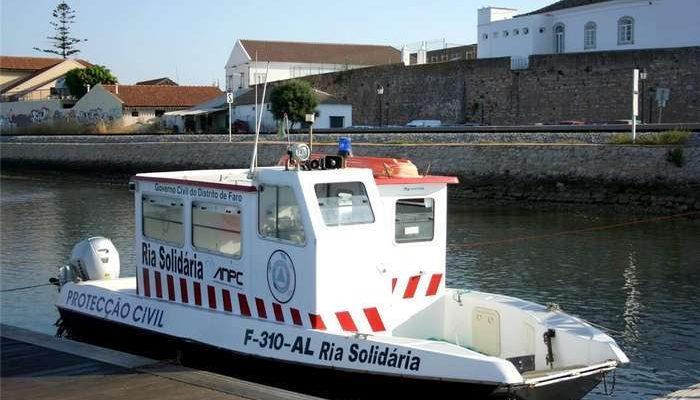 Renovado o protocolo do barco-ambulância Ria solidária
