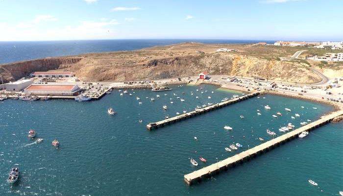 Porto de pesca da Baleeira em Sagres vai ser reabilitado