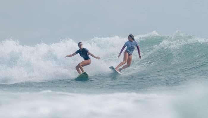 Seleção Nacional de Surf estagia na Ericeira