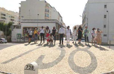 Grupo de personalidades femininas percorreu a Nacional2