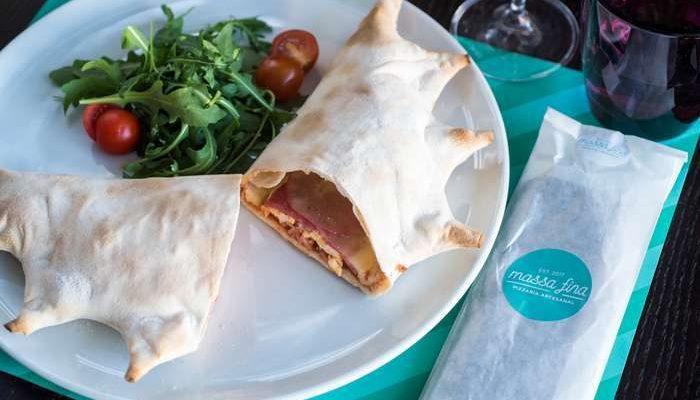 Pizzarias Massa Fina na Galé e Vilamoura com novo menu